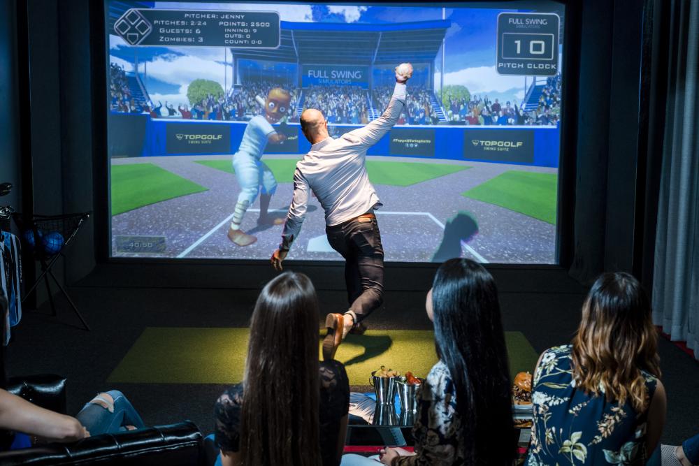 Top Golf Simulator