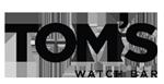 Tom's Watch Bar Logo